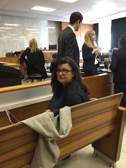 Kathleen at JONAH Trial